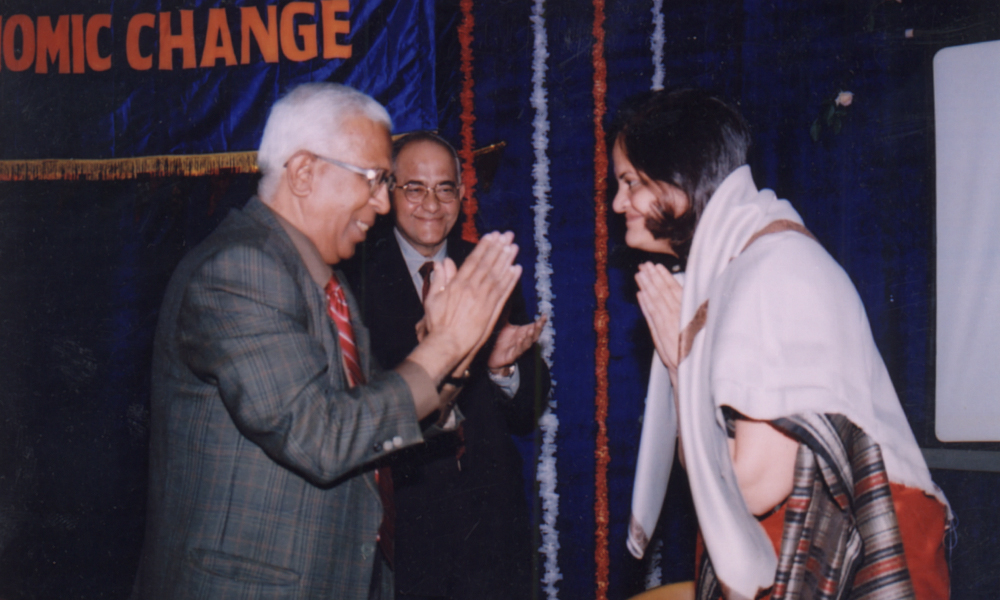 VKRV Rao Prize 2003